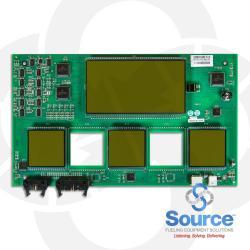 iGEM 3 Product Main Display Board, Cash/Credit Dual Price