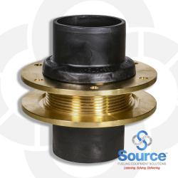 2 Inch UPP Double-Sided Entry Boot For Fiberglass Sumps