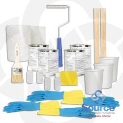 Fiberglass Seam Kit For (1) Seam Single Or Doublewall Sump