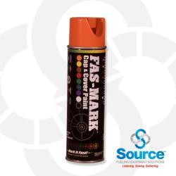 15 Ounce Orange Spray Paint