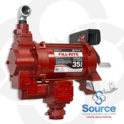 115/230 Volt Super High Flow Ac Pump No Accessories