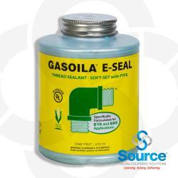 1 Pint Brush-Top Gasoila E-Seal Soft-Set Thread Sealant With PTFE