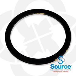 3 Inch X 3 Inch Gasket - Tight Fill Side Seal Adapter