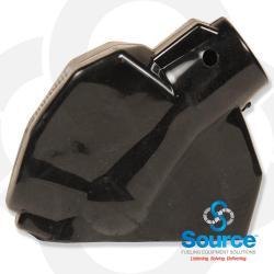 1 Piece For 12Vw Series Nozzle Scuff Guard - Black