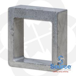 Sliding Bracket Dispenser Mount For Pomeco 100 Counterweight Hose Retractor