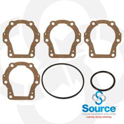 Gasket & O-Ring Kit For Meter Covers & Flanges For T20150-G5S Meter