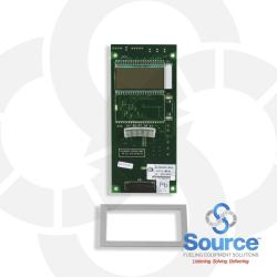 Kit, Single PPU Display Replacement With Gasket SP-III