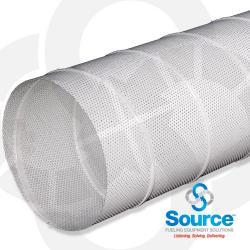 12 Inch X 14 Foot Pvc Coated Sump Tube