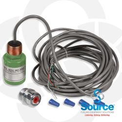 Product Distinguishing Sensor For Monitoring Containment Sumps Dispenser Pans The Interstice Of Double Wall Steel Tanks & Other Containment Areas