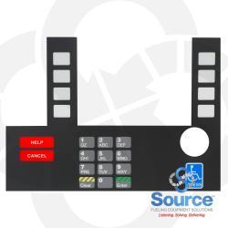Overlay, 76 Conoco, Advantage Monochrome (T50038-134A)