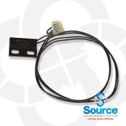 Magnetic Proximity Reed Switch And Cable