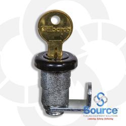 Lock Cylinder Black