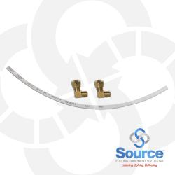 Test Jumper For Double Wall Coupling (Dpc And Sbc Series) 9 Inch