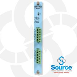 8 Input 4-20 Ma Intrinsically Safe Module Lsu500 Tranducers Vps And Sccm Pressure Sensors For Ts-5 550/E 5000/E And Ems Consoles - Installed