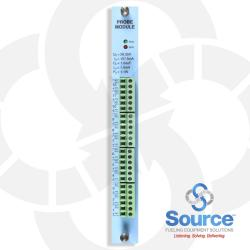 12 Input Probe Module Llx Series Probes Vfm And Dms Sensors For Ts-5 550/E 5000/E And Ems Consoles - Installed