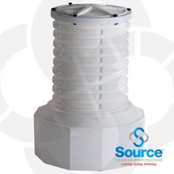 Deep Bury Polyethylene Tank Sump With Mechanically Fastened Cover