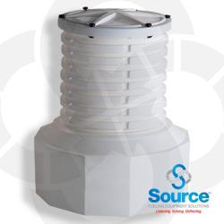 Medium Bury Polyethylene Tank Sump With Mechanically Fastened Cover