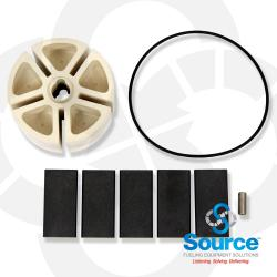 Vane & Rotor Replacement Kit Carb Approved